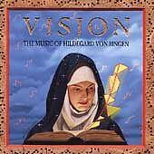 Vision, The Music of Hildegard von Bingen (Cassette, 1994, EMI Angel) NEW