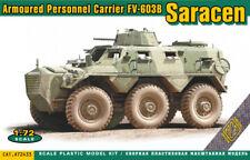ACE — FV-603B Saracen Mk.II  — Plastic model kit 1:72 Scale #72433