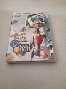 "DVD ""PINOCHO 3000"" 2DVD PRECINTADO SEALED CARLOS LATRE LUCRECIA"