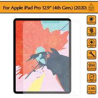 Bubble Free iPad Pro 12.9 inch 4th Gen Gorilla Tempered Glass Screen Protector