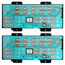 2pk Dryer Control Assembly Board Alliance Speed Queen Huebsch 514336 D514336P