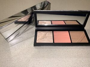 MAC Shiny Pretty Things Face Compact Palette FAIR Bronzer, Blush, Highlight BNIB