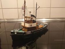 Modellbahn Handarbeitsmodell 1.87 Schiff
