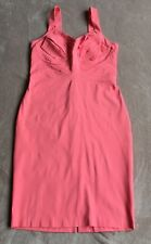 Hybrid Size 16 Ladies Pink Strappy Dress, Wedding Special Occasion Party