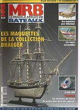 MODELE REDUIT DE BATEAU N°519 PLAN : LE CLAPOTIS (2) / DRAEGER / BALEINIERE