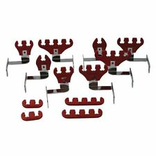 Moroso 72176 Loom Kit; Red; 7-9mm For Big Block Chevy