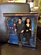 Barbie Collectibles –The Addams Family: Gomez & Morticia Barbie Doll Set – New!