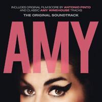AMY WINEHOUSE - AMY: THE ORIGINAL SOUNDTRACK CD ~ ANTONIO PINTO *NEW*