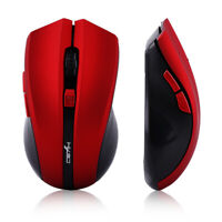 2.4Ghz Mini Portable Wireless Optical Gaming Mouse Mice For PC Laptop Computers