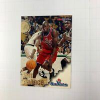 Vtg '97 NBA Hoops Skybox Rookie Card Ben Wallace Washington Bullets HOF Invest