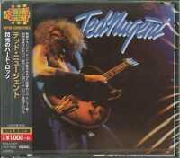 TED NUGENT-S/T-JAPAN CD BONUS TRACK Ltd/Ed B63