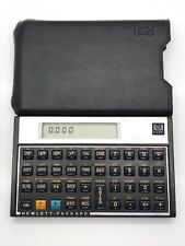 Vintage HP-15C Advanced Programmable Scientific Calculator w/Slip Case