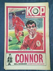Liverpool FC  -  KOP Newspaper  -  April 24th 1968  -  Issue No 43