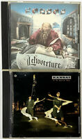 KANSAS CD Lot of 2 - Leftoverture, In The Spirit Of Things Original Pressing VG
