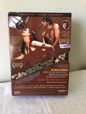 SAVAGE SINEMA FROM DOWN UNDER DVD UNRATED 3 DVD MOVIE SET MARK SAVAGE 2006 DVD