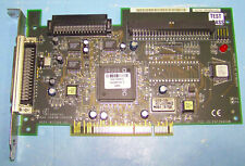 Adaptec SCSI Adapter Controller PCI Card 50 Pin 68 Pin Ultra Wide AHA-2940UW