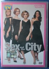 SEX AND THE CITY - STAGIONE 6 - EPISODI 5-8 - DVD n.02849