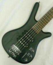 Warwick RockBass Corvette $$ Right-Handed 5-String Electric Bass - Nirvana Black Oil