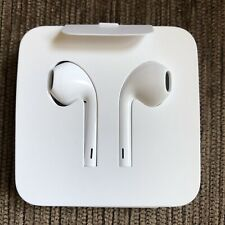GENUINE APPLE EarPods WITH  LIGHTNING CONNECTOR : BRAND NEW - UNUSED