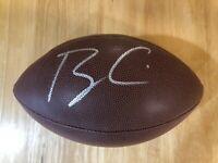 Blaine Gabbert  Hand Signed Autographed Wilson NFL Football Jacksonville Jaguars