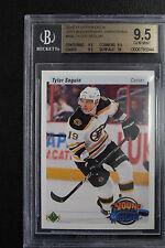 2010/11 Upper Deck 20th Anniversary Variation Tyler Seguin BGS 9.5 / 10 Stars
