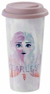 Disney Frozen Travel Mug - Fearless Official New