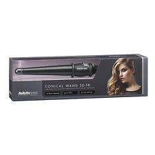 Babyliss Black Conical Wand 32-19mm Hair Curling Tong 210c SAMEDAY DISPATCH
