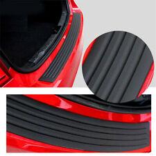 Rubber Sheet Car Rear Guard Bumper 4D Sticker Panel Protector Parts Accessories