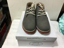 Steve Madden youth boys size 4 new with box boot shoes