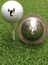 Tin Cup Golf Ball Custom Marker Alignment Tool - Scorpion - American Industrial