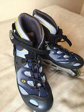 "new / never used Salomon ""Power Arch"" DR85 skates, men's size 10.5"