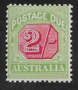 Australia sg D70 mounted mint cat £70 in 2015