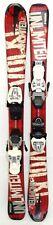 Volkl Unlimited Jr Kids Skis - 100 cm Used