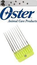 OSTER MOSER MAX 45 - WAHL - ANDIS - AESCULAP ROSTFREIER STAHL AUFSTECKKAMM 38 MM
