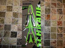 Schrade Multi-Tool 2 Piece Set Includes Storage Pouches Stainless Steel Blades