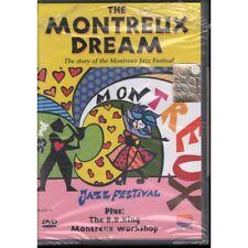 B.B. King DVD The Montreux Dream / Warner Sigillato 0685738129522