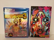 Borderlands 3 w/ 3 Gold Keys Code Playstation 4 New and Sealed
