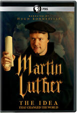 Martin Luther: The Idea That Changed The World [New DVD]