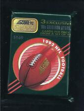 1992 SCORE NFL Super pack 35 cards FOOTBALL Unopened