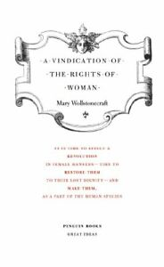 Penguin Great Ideas: A Vindication of the Rights Of Woman,Mary Wollstonecraft