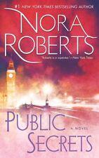 Public Secrets by Nora Roberts