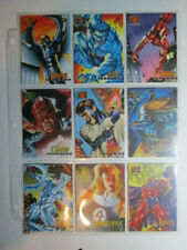 1995 MARVEL MASTERPIECES - CANVAS CARDS - PICK ONE