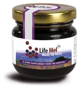 3 x LifeMel Life Mel Honey - Chemo & Radiation Support Honey 120g + Freebie