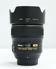 Nikon AF-S NIKKOR 35mm f/1.4 G Wide-Angle Lens