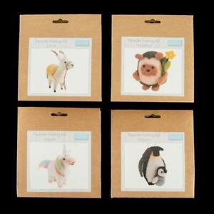 Trimits Needle Felting Kit - Hanging Decoration - DIY All Kits