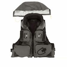 Men Women Life Vest Fishing Outdoor Water Sports Safety Jacket For Boat Drifting