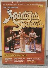 Burt Sugarman's THE MIDNIGHT SPECIAL Live on Stage in 1975 ( DVD 2006) RARE NEW