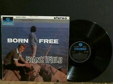 FRANK IFIELD  Born Free  LP  UK   STEREO  pressing   Rare !!
