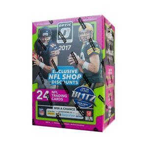 2017 Panini Donruss Optic Football 6ct Blaster 20-Box Case