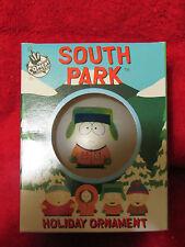 South Park Christmas Ornament Kyle 3 inch glass ball MIB